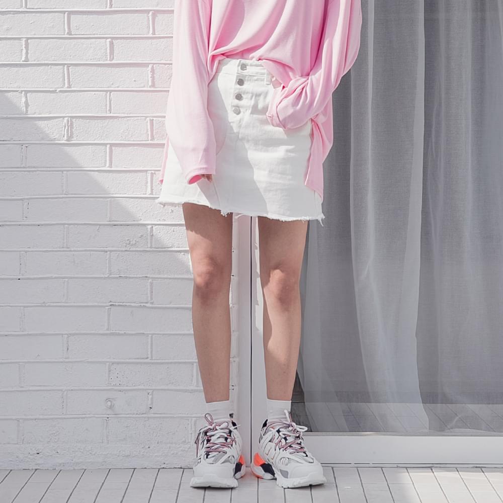 Mustang Pants Skirt