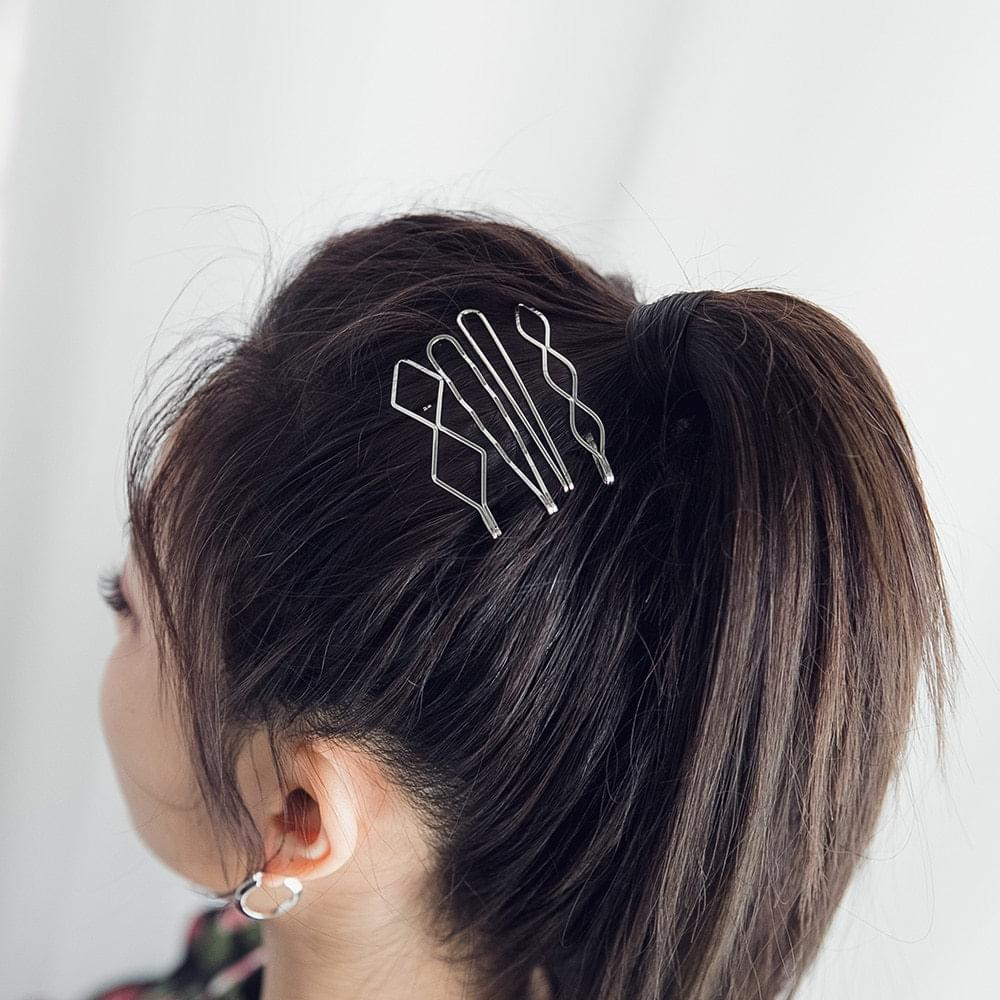 American 4SET hairpin 配飾