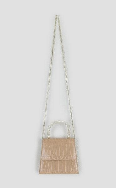 Story Pearl Animal Pattern Tote Bag