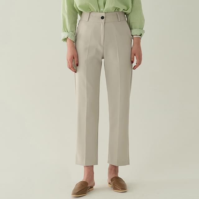 High West Slim Straight Fit Slacks 長褲