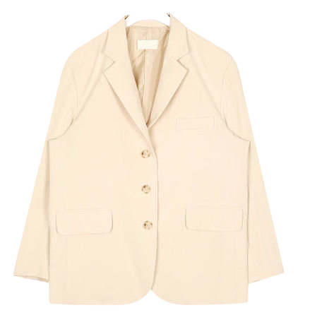 have boxy fit jacket