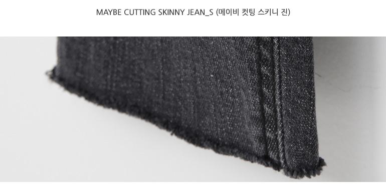 Maybe cutting skinny jean_S