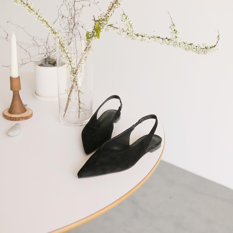 Jolly slingback shoes
