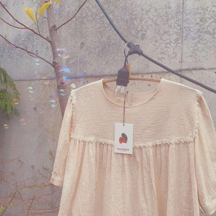 Marmalade ♥. Clover Short Sleeve Blouse