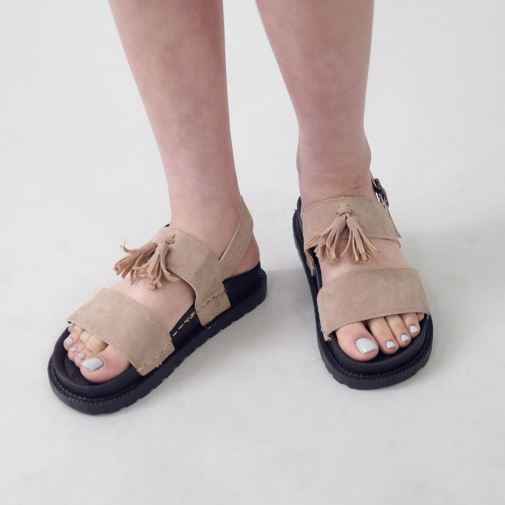 Clippy Tester Sandals