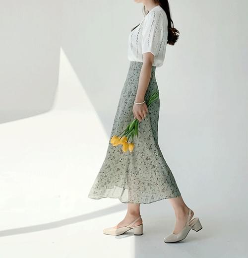 Della Flared Skirt