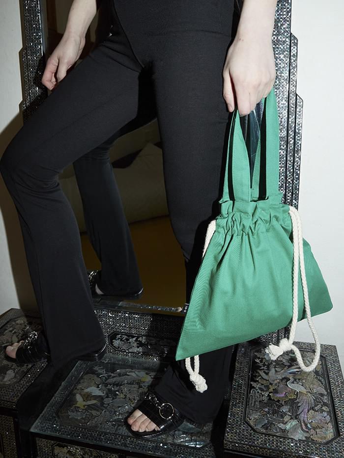 string 2way tote bag