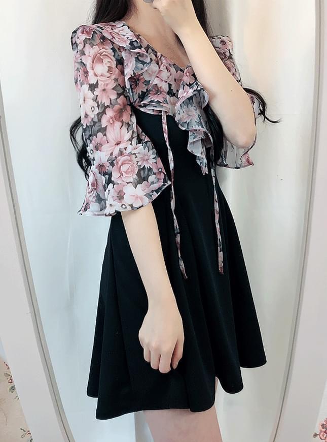 Sella Flower Dress