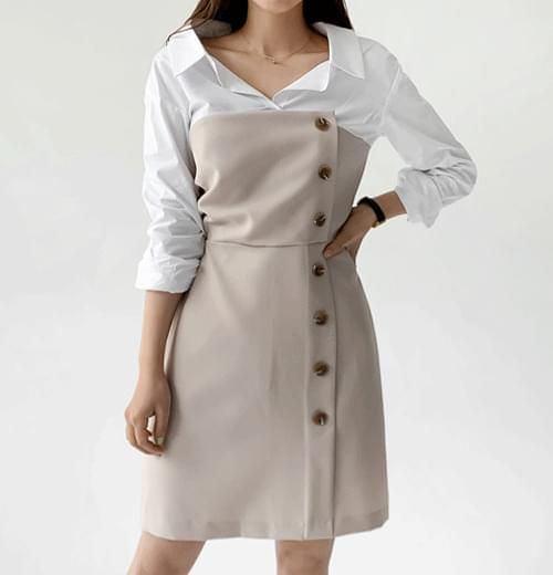 Elina Open Dress