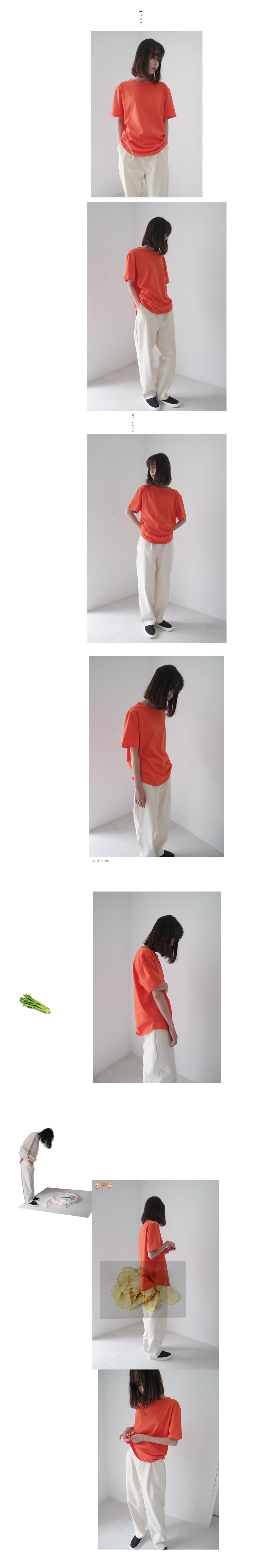 comfy mood cotton mtm (3colors)