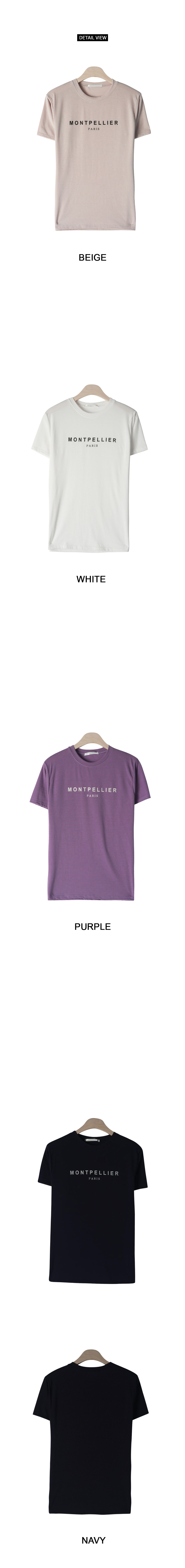 Montbell Round Polo Shirt