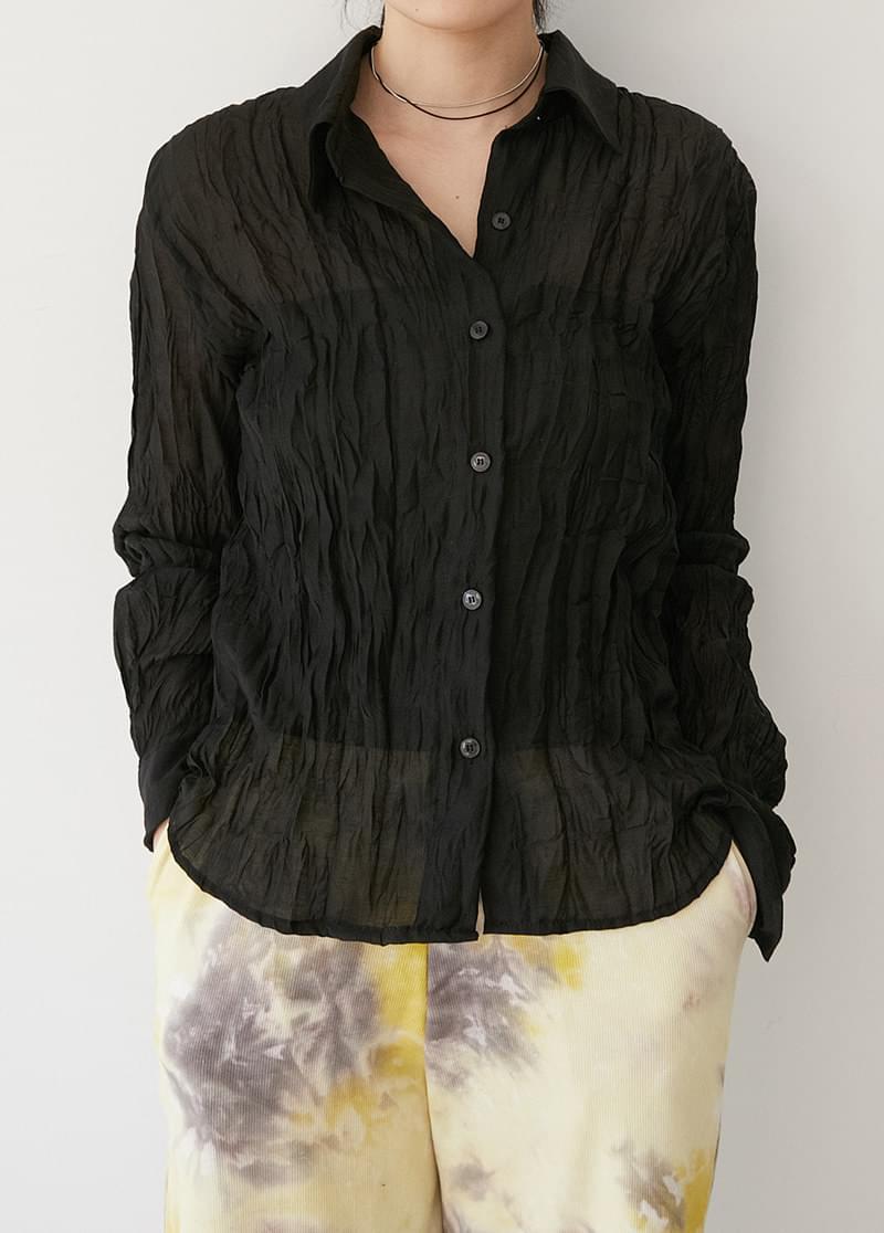 Wave blouse