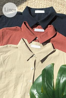 Cuckoo linen dress