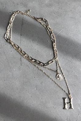 HI Coin Necklace