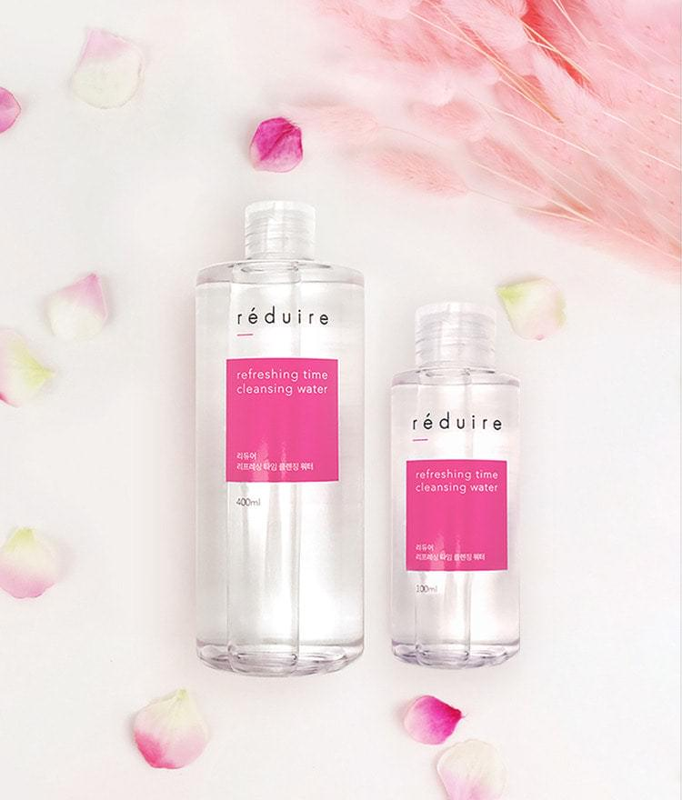 reduire x mixxmix Refreshing Time Cleansing Water