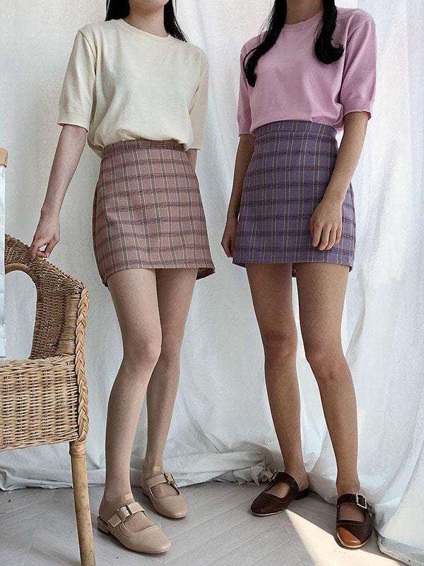 Wiki check skirt