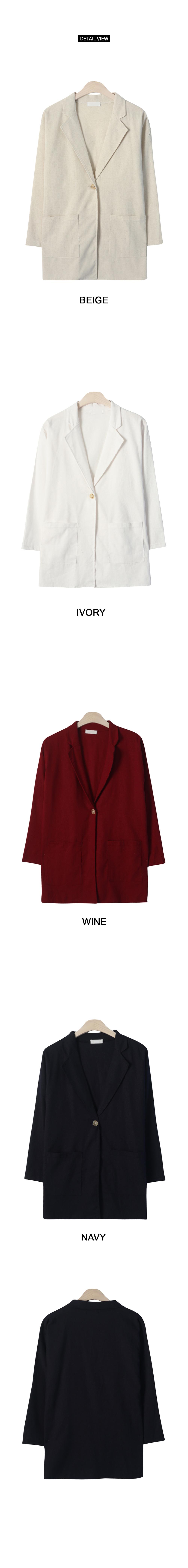 Basic Modern Jacket
