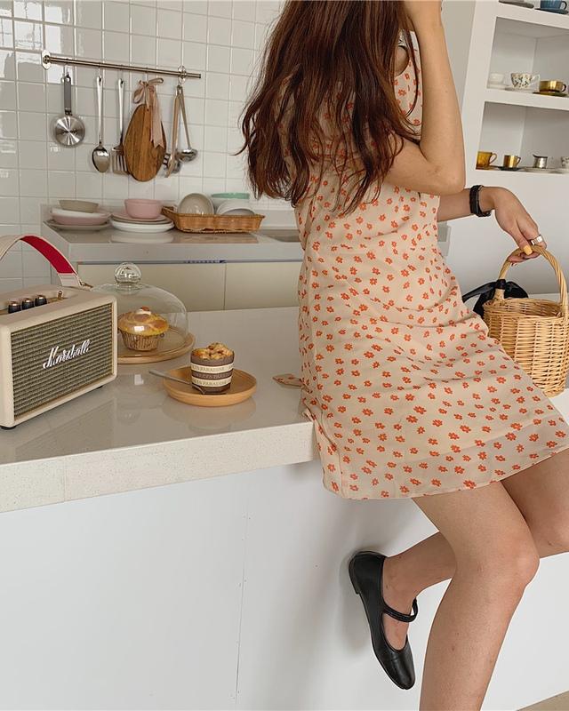 Madeleine Chiffon Dress
