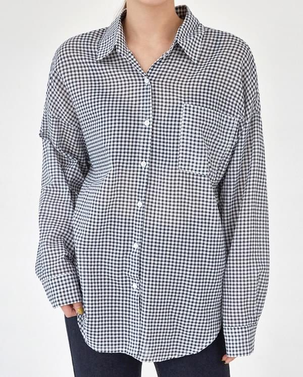 the plain check shirts