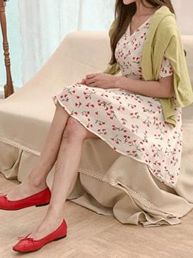 Tulip Morning Mini Dress