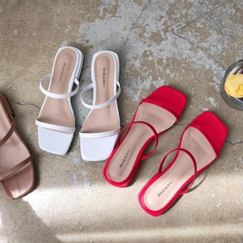 Daily Jelling Sandals