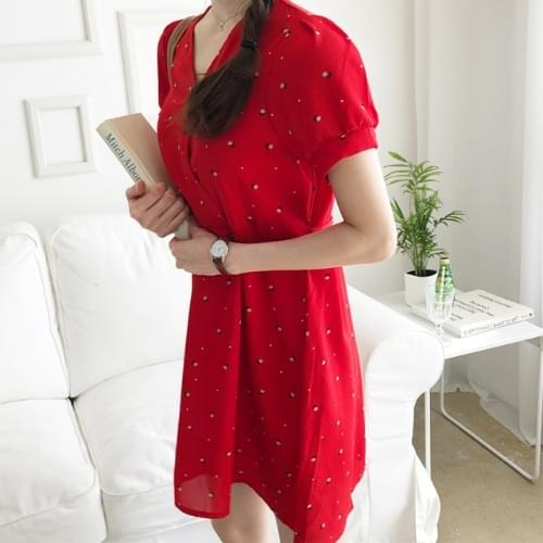 Berry Berry Dress