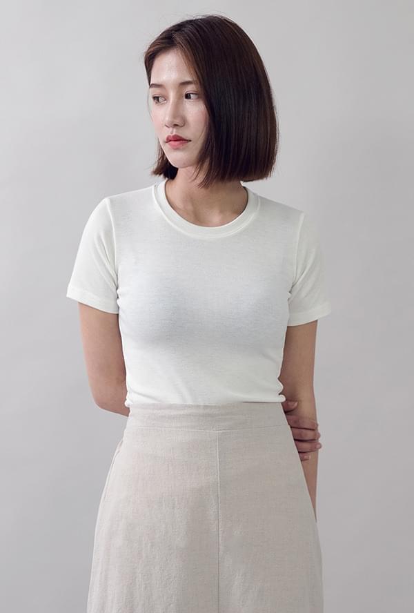 Basic Slim Fit Part 3 T-shirt