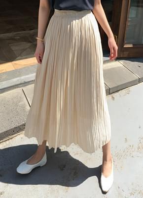 Harmony wrinkle skirt