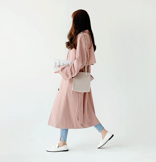 Rose Day Trench Coat
