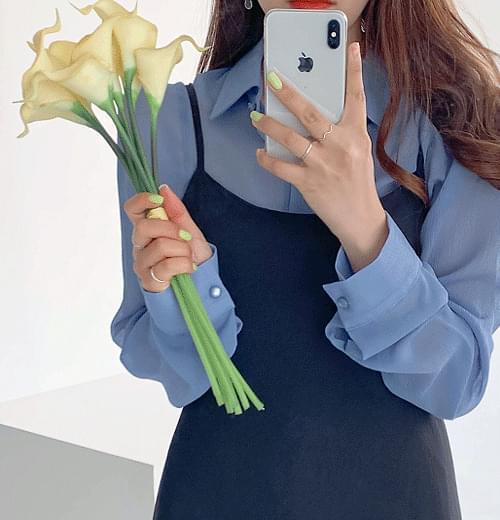 Dressing blouse