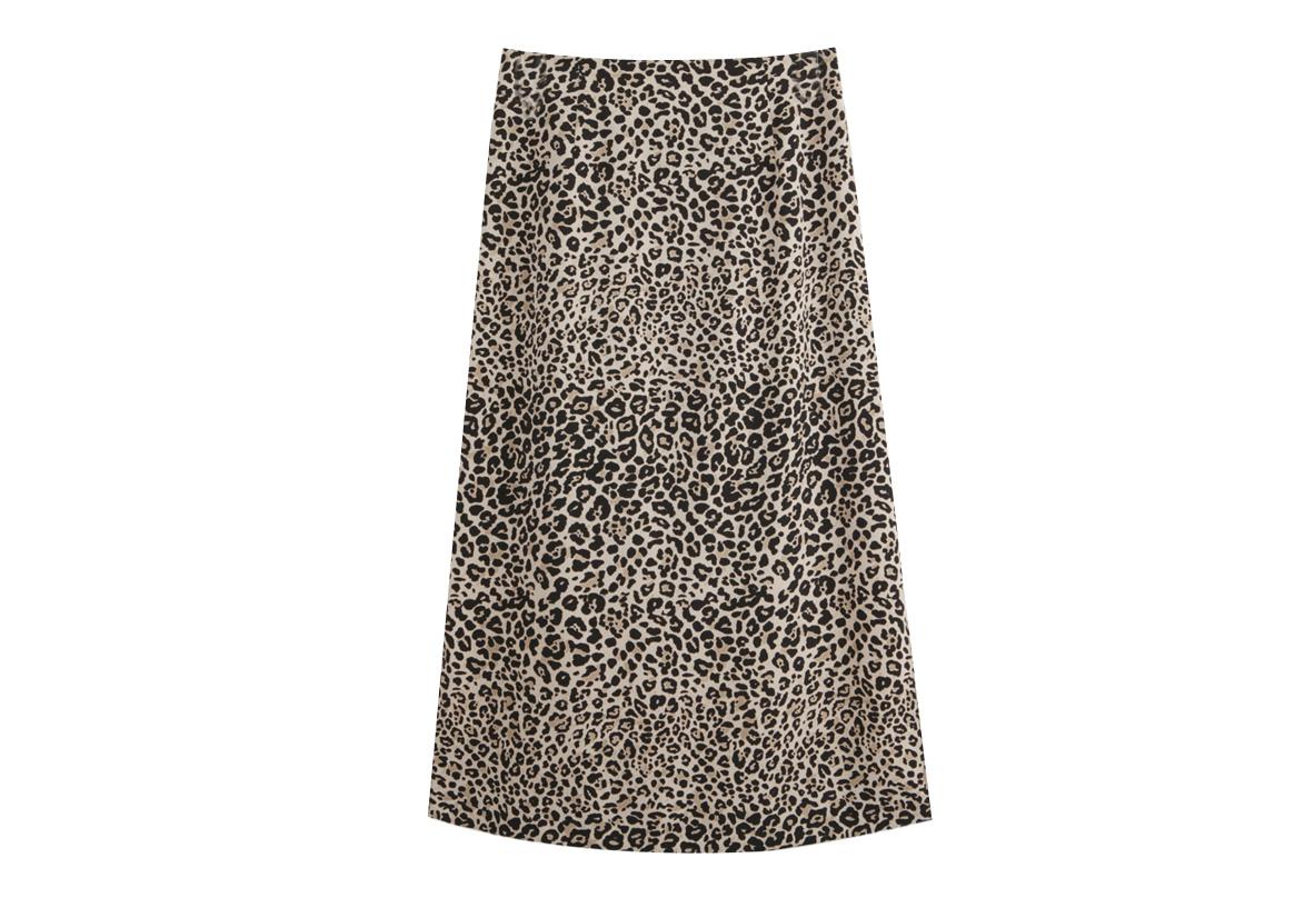 Waist Bending Hopley Skirt