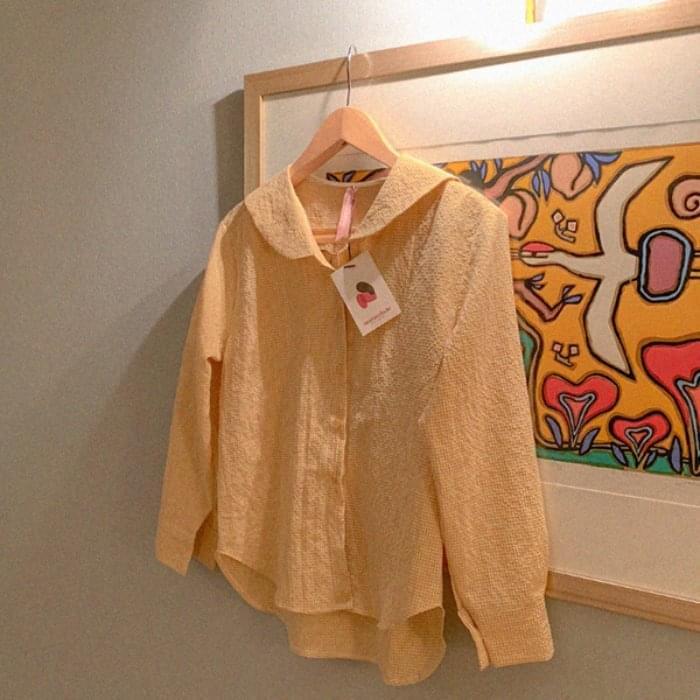 Marmalade ♥. Yuzajan check blouse