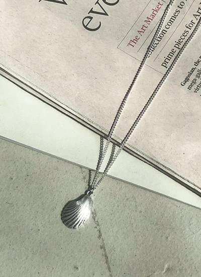 Link Silver Necklace
