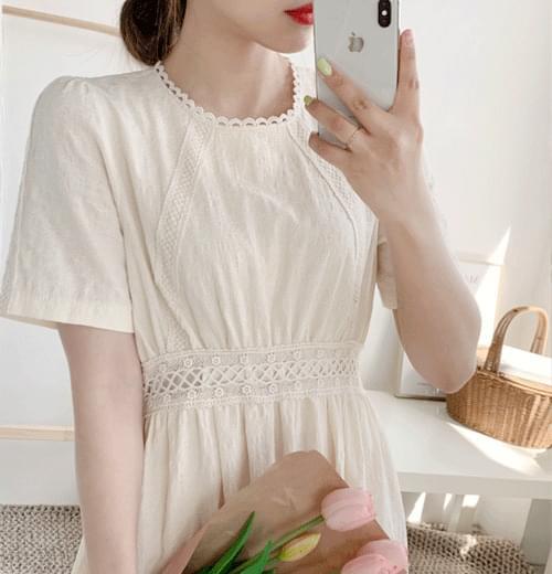Abel lace dress