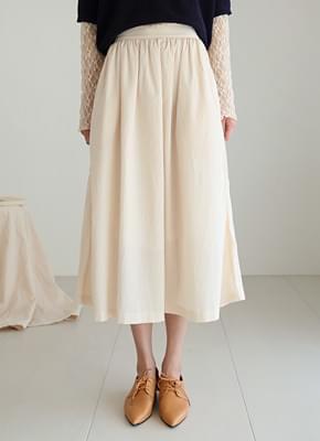 Eden flare skirt