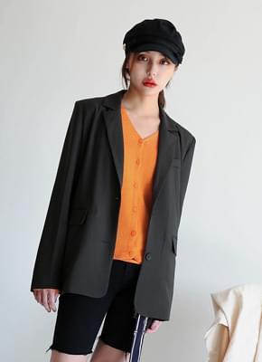 Mondrian single jacket
