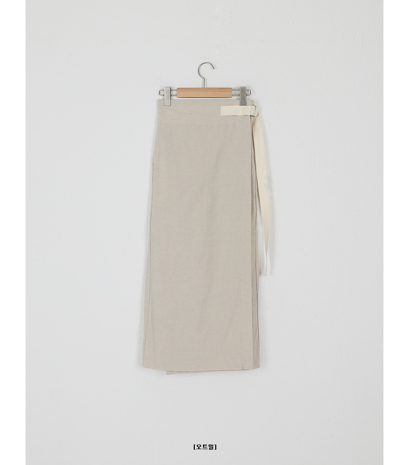 linen lap crop pants