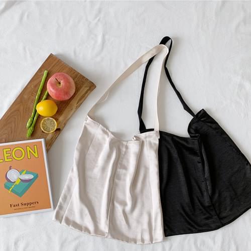 Shining Satin Eco Bag