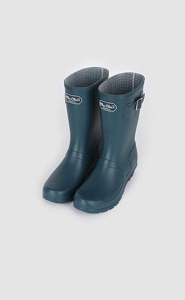broadcast rain boots