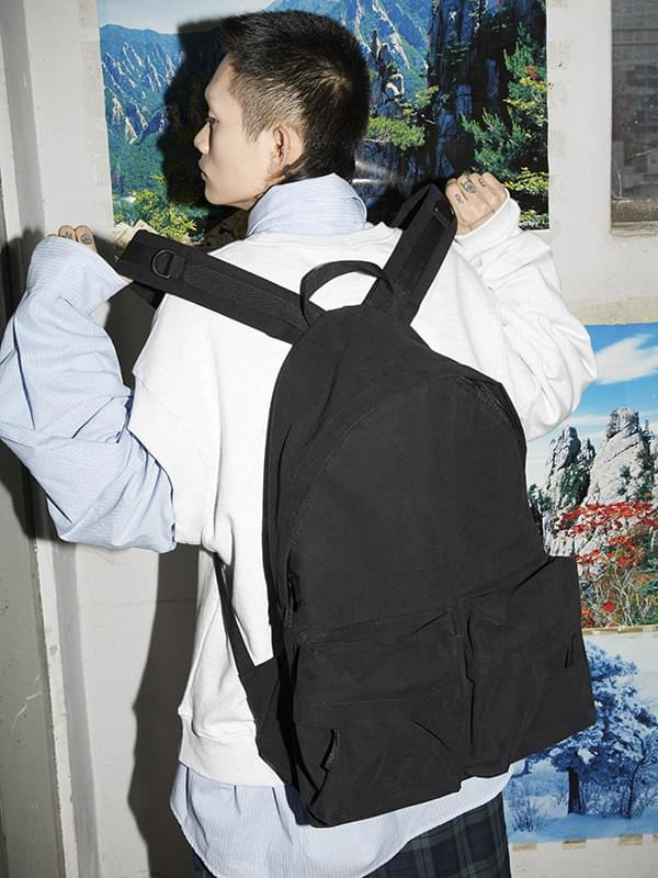 2 pocket big backpack