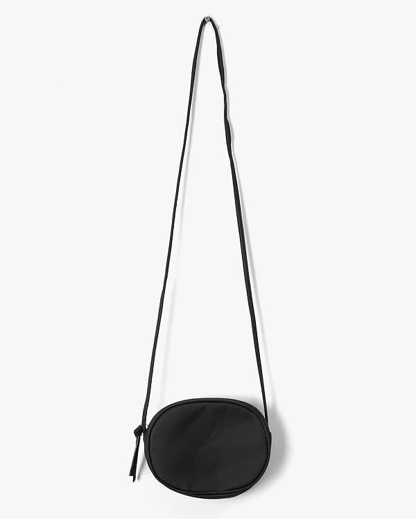 a round coin bag