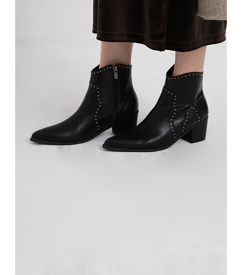 wrinkle from ankle boots