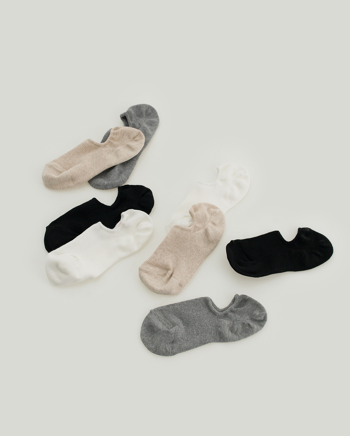 easy fake socks