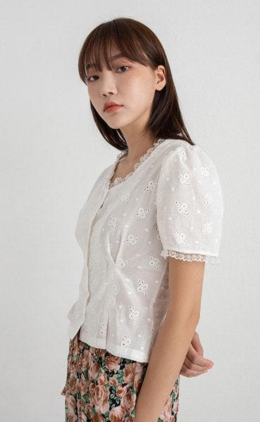 jane lace blouse