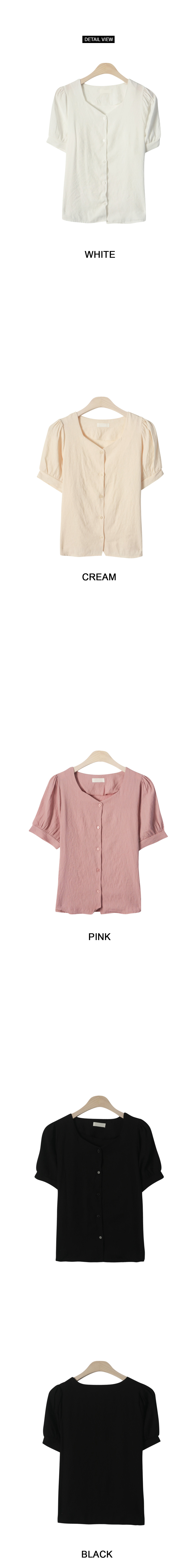 Ronnie Square Blouse