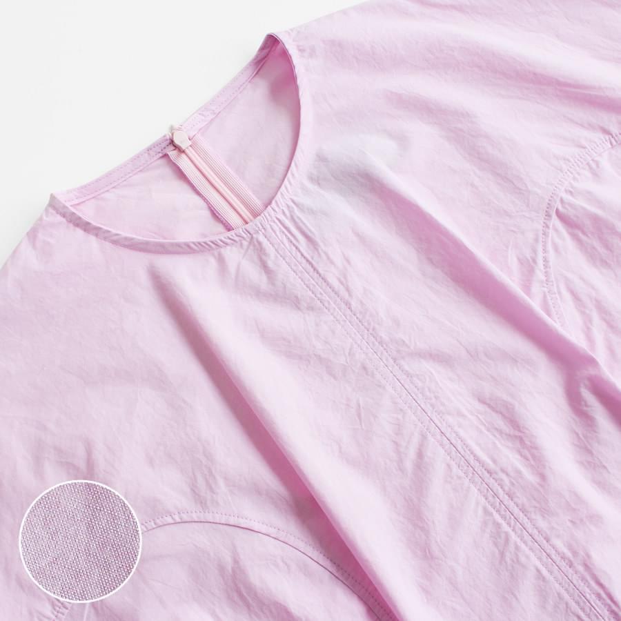 Line blouse