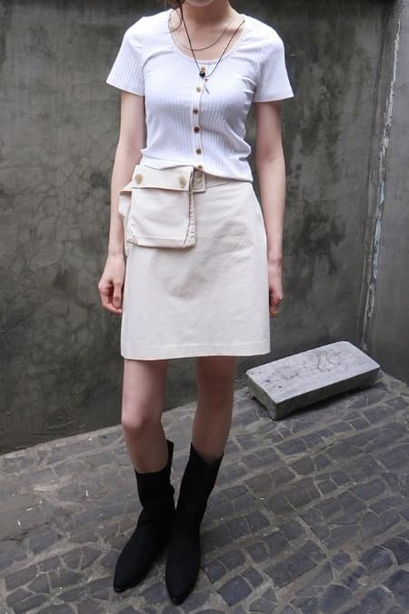 cargo mini skirts