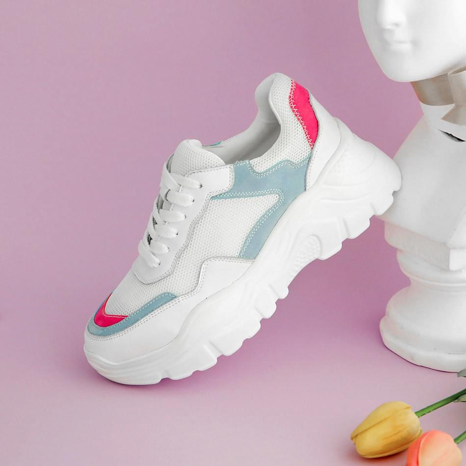 Seventh, Lucky tall sneakers 5.5cm