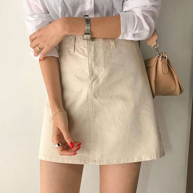 Ryan Cotton Skirt