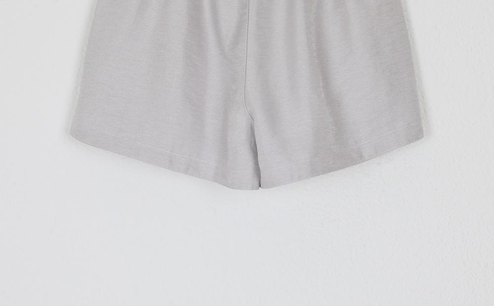 shine banding short pants